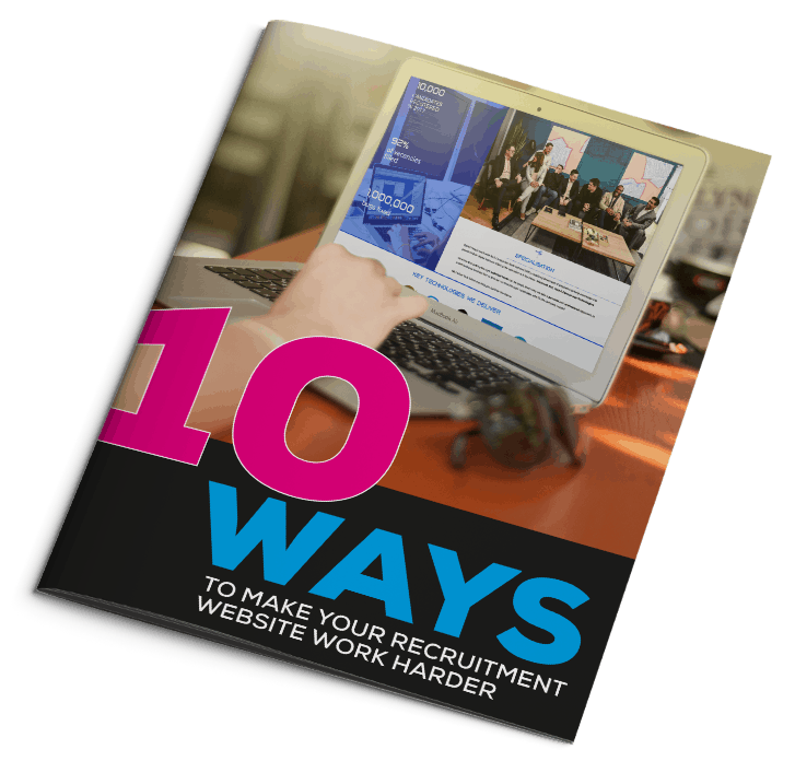 10 Ways Recruitment Cover