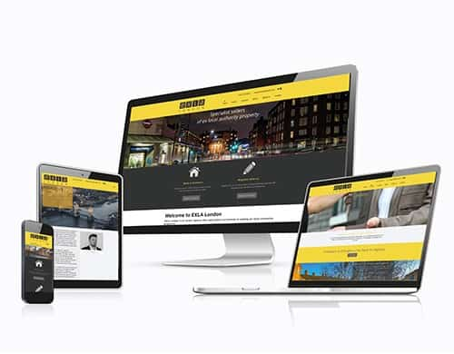 web design exla london