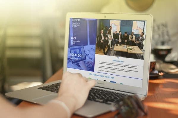 Home Recruitment Web Design
