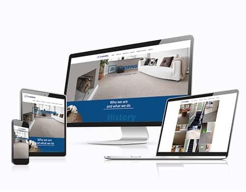 web design jt flooring