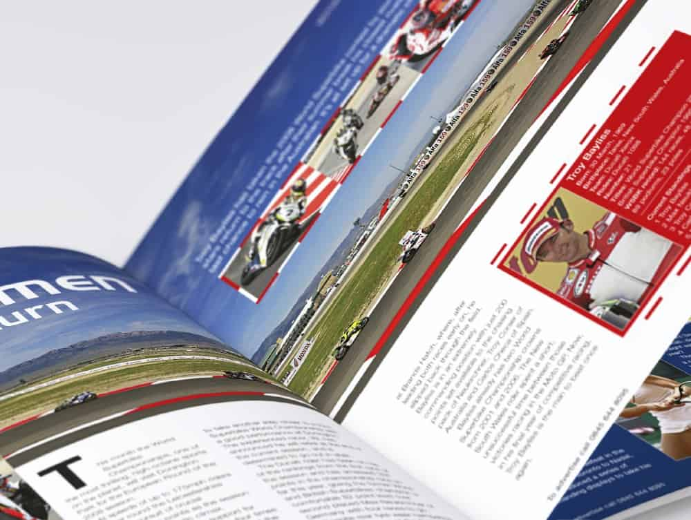 Magazine Design and Print Management