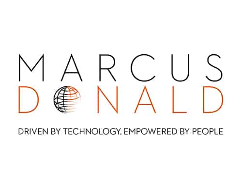 logo design marcus donald