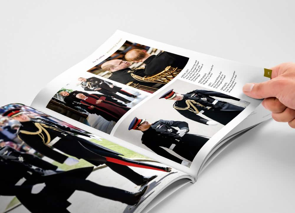 Magazine Design and Project Management