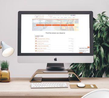 responsive website design for imac marcus donald