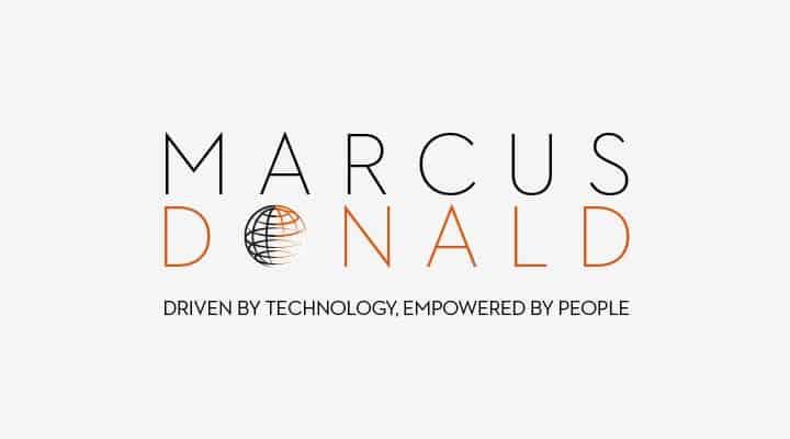 logo design marcus donald